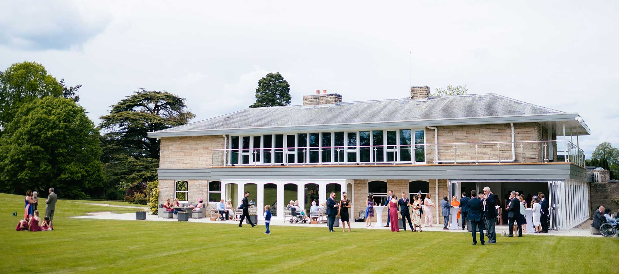 Arley House Wedding Venue